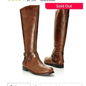 MATISSE BRITAIN BRAZILIAN LEATHER RIDING BOOTS